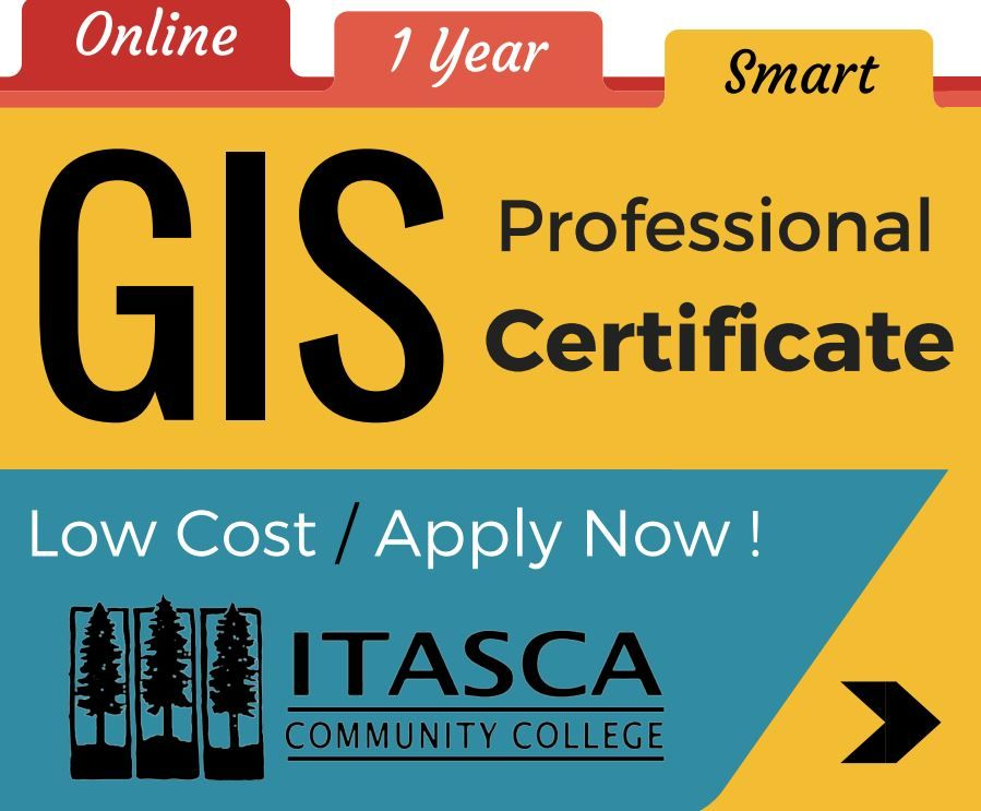 Geography Gis Itasca Community College