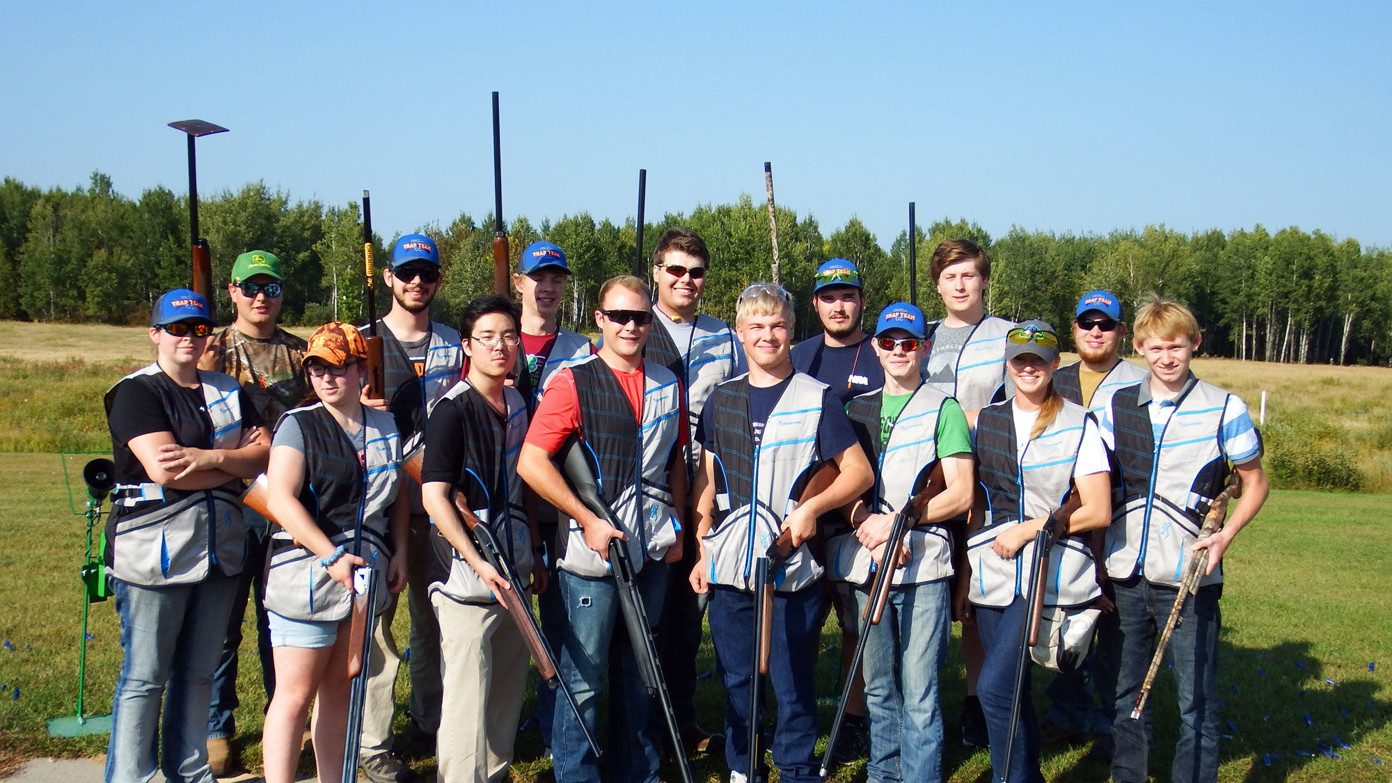 Trap Shooting Now a Varsity Sport