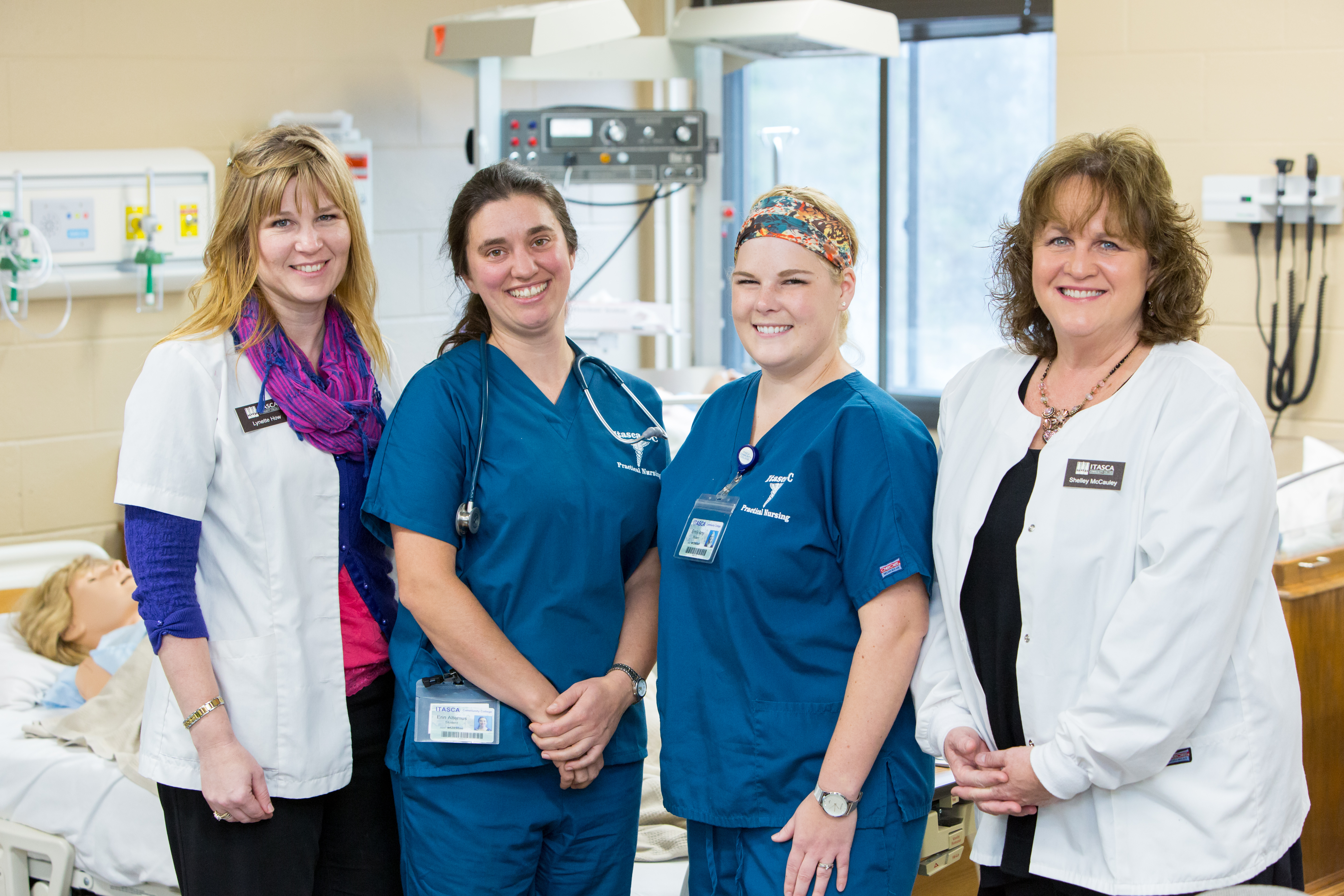 Nursing Healthcare Programs Itasca Community College